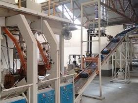 Quienes Somos - Más de 135 años en la industria molinera argentina - Contamos con distribución en 12 provincias argentinas, Brasil, Bolivia y Uruguay